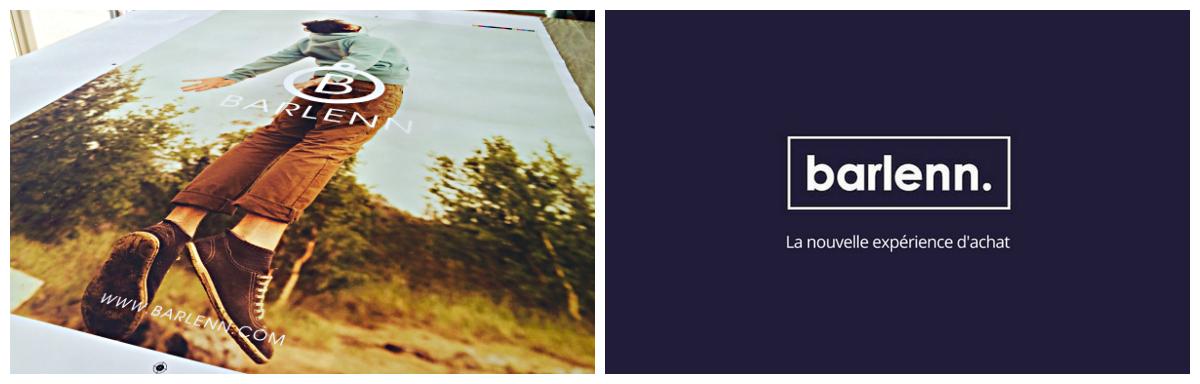 Barlenn affiche artprint impression numérique quadri grand format marque