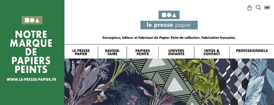 le presse papier